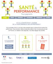 Site Web Santé et Performance